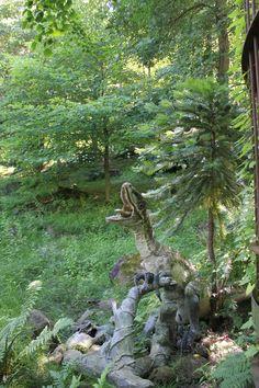 #Velociraptor #jurassicworld #trauttmansdorff #surprise