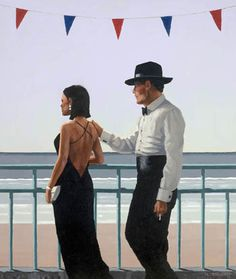 Jack Vettriano, Summer remembered