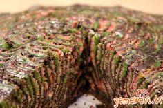 Ebruli Kek, Cake Recipes, Turkish Cuisine, Turkish Cooking Recipes, Kekler, Kek Tarifleri, Zebra Kek, www.yemekevi.tv, www.facebook.com/YemekeviTV, www.twitter.com/yemekevitv, www.youtube.com/user/fvayni