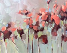 View fine art paintings by painter Jill Van Sickle, including currently available work, newest work, botanical paintings, landscape paintings and abstracts.