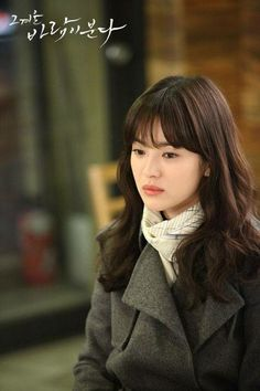 Song Hye Kyo - That Winter, The Wind Blows (SBS) (Drama, 2013)