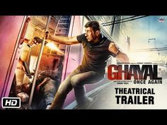 New Trailer of Ghayal Once Again in Action Mode • BCinema India: Bollywood Cinema Movies