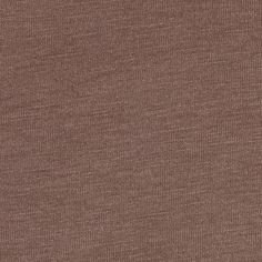 Rayon Cotton Jersey Knit Milk Chocolate from @fabricdotcom