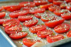 Oven-Roasted Tomatoes | Award-Winning Paleo Recipes | Nom Nom Paleo®