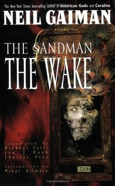 Sandman, The: The Wake - Book X (Sandman Collected Library) by Neil Gaiman published by Vertigo (1997) null http://www.amazon.com/dp/B00E32RZFO/ref=cm_sw_r_pi_dp_8lkKub10AQ1MP