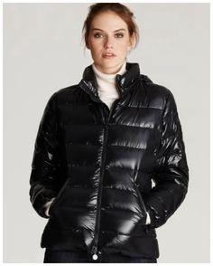 Moncler Femme Vest Noir-b - moncler occasion