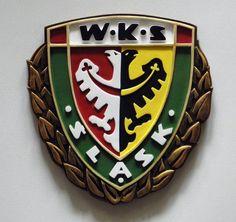 WKS śląsk Wrocław sculpture handmade JL