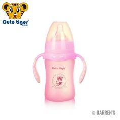 160ml Baby Feeding Bottle Temperature Changing Mamadeira Glass Garrafa Wide Mouth Copo Infantil High Quality Milk Water Bottle