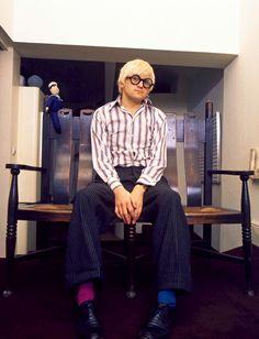 メンズ・ファッションの現在に影響を与えるレジェンドな男たち ( page 6 ) | GQ JAPAN