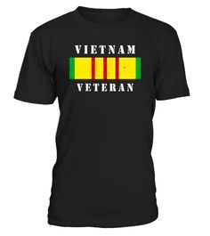 Military Vietnam Veteran T-Shirt Distressed Tee Vietnam Veterans, Vietnam War, Disabled Veterans, Service Medals, Gifts For Veterans, Veteran T Shirts, Distressed Tee, Armed Forces, Shops