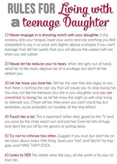 Are you finding it hard bringing up your teenager? If yes, you do not have to worry anymore because this article provides a comprehensive guide on how to bring your teenager in the right way. Raising Daughters, Raising Teenagers, Parenting Teenagers, Teenage Daughters, Gentle Parenting, Parenting Quotes, Parenting Advice, Parenting Styles, Parenting Classes