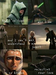 [AHSOKA AND ANAKIN] Deep.