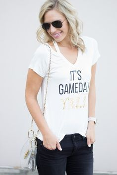 Gameday Looks with Francesca's