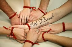 red thread - Google Search