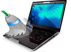Чистка системы охлаждения Packard Bell New90