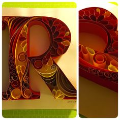 Quilling R