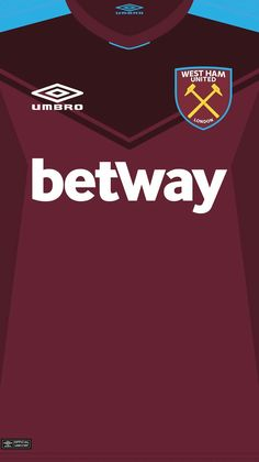 West Ham United 17-18 kit home Football Uniforms 7ff4390f8