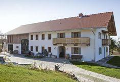 QUESTARCHITEKTEN Bauernhaus Vogtareuth