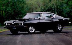 1969 Hemi Barracuda