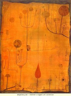 Welcome to the Paul Klee Online Shop! Commission a hand-painted Paul Klee reproduction oil painting. Wassily Kandinsky, Paul Klee Art, Art Abstrait, Picasso, Les Oeuvres, New Art, Watercolor Art, Modern Art, Contemporary Art