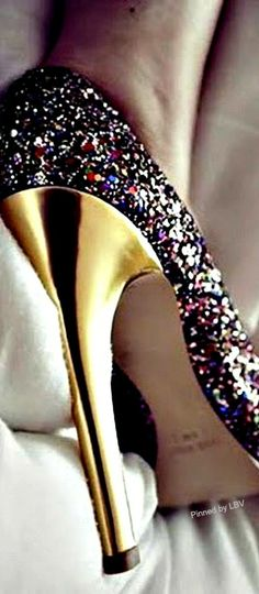 Sparkle and gold | LBV ♥✤