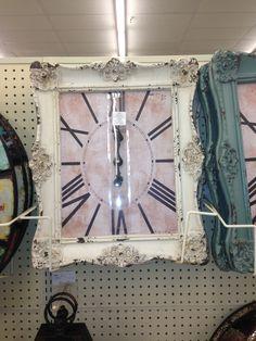 Clock at Hobby Lobby