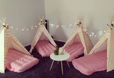 Ideas Teepee Tent Camping Slumber Parties For 2019 - Camping Slumber Party Birthday, Fun Sleepover Ideas, Sleepover Birthday Parties, Sleepover Activities, Paris Birthday, Bachelorette Parties, Girls Slumber Parties, Girls 9th Birthday, Birthday Ideas