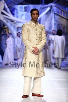 JJ Valaya for Aamby Valley India Bridal Fashion Week 2013