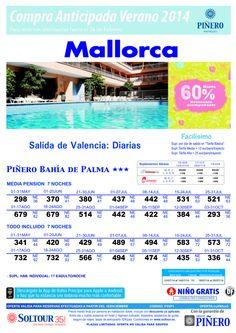 Mallorca, hasta 60% Compra Anticipada Hotel Piñero Bahía de Palma, salidas desde Valencia ultimo minuto - http://zocotours.com/mallorca-hasta-60-compra-anticipada-hotel-pinero-bahia-de-palma-salidas-desde-valencia-ultimo-minuto-2/