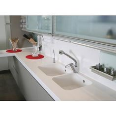 Pinterest the world s catalog of ideas for Silestone kitchen sinks