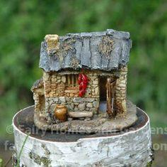 Fairy Homes and Gardens - Lighted Terrarium Fairy House, $12.99 (https://www.fairyhomesandgardens.com/lighted-terrarium-fairy-house/)