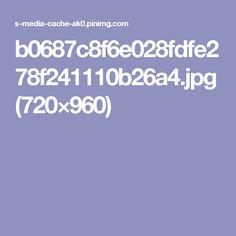 b0687c8f6e028fdfe278f241110b26a4.jpg (720×960)