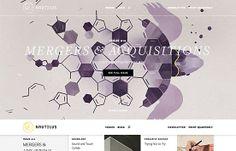 Nautilus | Website Showcase | The Design Inspiration