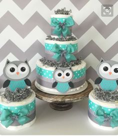 1351 Best Baby Shower Owls Images Baby Boy Shower Owl