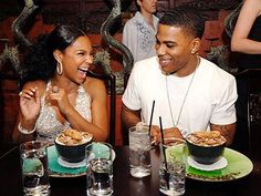 Rapper Nelly Speaks On Relationship With Ashanti on BET's and Park
