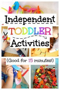 43 Quiet Time Activities for 2 Year Olds - How Wee Learn