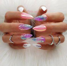 Oh my gosh!!! Dream nails 😍 #coffinnails