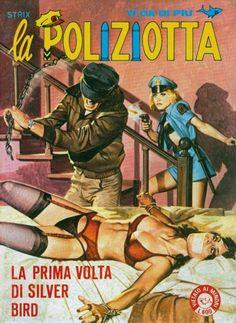 La Poliziotta