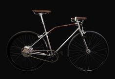 Frenchbuilt concept and a Pininfarina e-bike