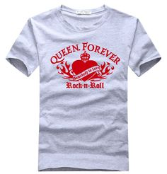 Rock Band Queen Forever logo t shirt - Tshirtsky
