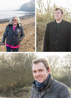 Portraits on location on the Isle of Wight - Crystal Contrast Photography