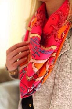 Own this one...love Hermes scarves!