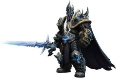 Arthas from Heroes of the Storm