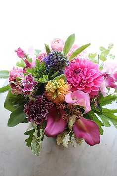 Flower Arrangement | Flickr - Photo Sharing!