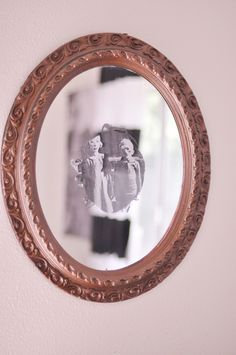 How to Make a Spooky Halloween Mirror by Susan Petersen (Freshly Picked)