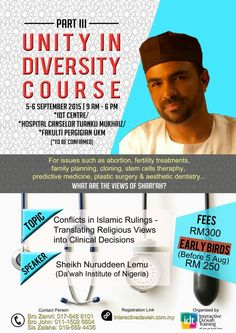 [2015, Mei] IDT Diversity Course