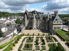 Château de Langeais – testemunha do casamento de um rei