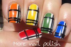 More Nail Polish #nail #nails #nailart