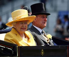 The Queen always has fab hats!
