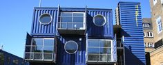 Container Learn - Container City I | London